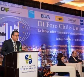 Claudio Muñoz durante su intervención (2)