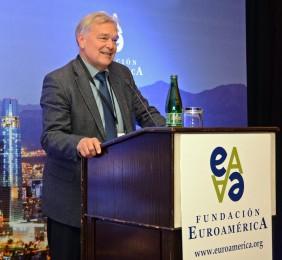 Karl Falkenberg.DG Medio Ambiente de la Comisión Europea