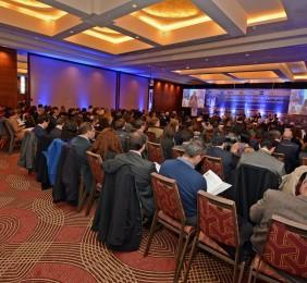 Público asistente Sesión Renovación Acuerdo Asociación UE-Chile