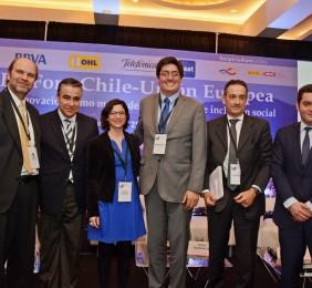 Ponentes de la Sesión de Tecnologías de la Información y la Comunicación