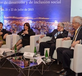 Sesión de Servicios Sociales y la Salud